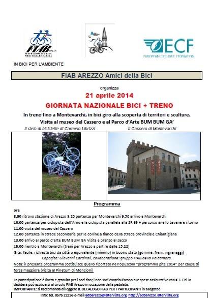 bici + treno 2014