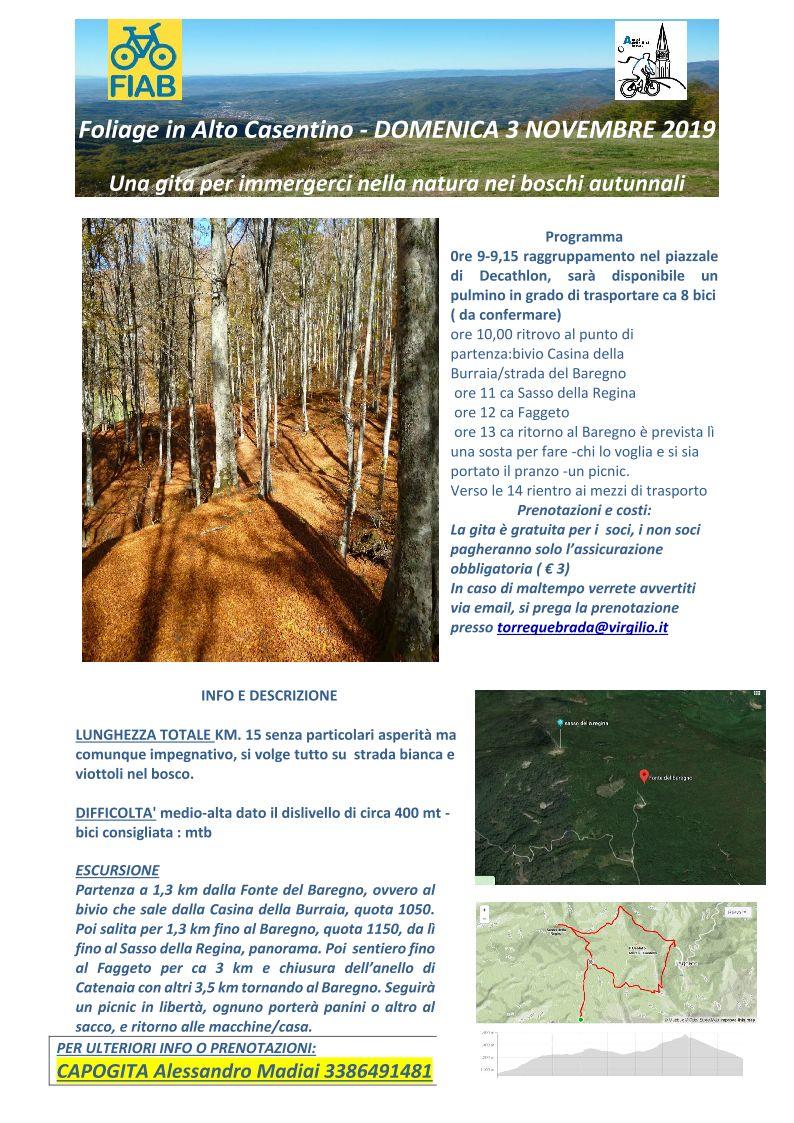 gita Foliage in Casentino(1)