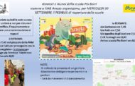 Mercoledì 30 settembre Parte il Pedibus nelle scuole, con la collaborazione di FIAB Arezzo!