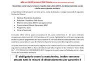 Ven 30 Ottobre 2020 Assemblea FIAB Arezzo